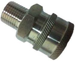 Stainless Steel 3/8 M Quick Coupler Socket 8.707-135.0