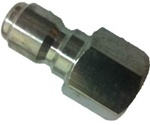 3/8 F Stainless Steel Quick Connect Plug 8.707-144.0