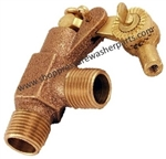 8.707-302.0 Brass Float Valve 3/4""