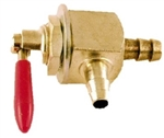 "8.707-353.0 Chemical Detergent Shut Off Ball Valve, 1/4"" x 90 Degree"