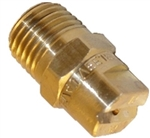 Brass Pressure Washer Detergent Spray Nozzle 25 Degree Size 20.0 Orifice 8.708-225.0