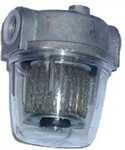 8.709-153.0 Hotsy Clear Bowl Fuel Filter
