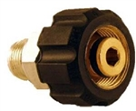 Karcher 22mm Pressure Washer Hose Twist Coupler Socket 8.709-526.0