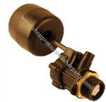 8.710-030.0 Plastic Diaphragm Float Tank Valve
