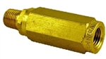 8.710-151.0 General Pump Brass High Pressure Inline Filter for use on Giant Turbo Nozzles and Rotomax Rotating Nozzles