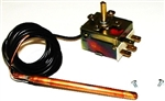 8.712-195.0 Hotsy Pressure Washer Adjustable Thermostat, 2 Meter Length