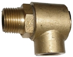 High Pressure Brass Hose Reel Swivel 3/8 MxF