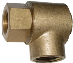 8.712-463.0 High Pressure Brass Hose Reel Swivel 1/2 MxF