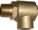 8.712-464.0 High Pressure Brass Hose Reel Swivel 1/2 M x 3/8 F