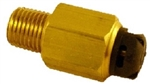Thermal Relief Valve High Pressure Pump Protector, Opens at 145 Degrees F, 1/4 inch