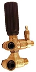 8.712-568.0 Annovi Reverberi Model AR20399 Gymatic 3B Unloader Valve Pressure Regulator with adjustable soap injection system