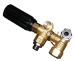 8.712-582.0 Annovi Reverberi Mini-Matic Pressure Regulator Unloader AR 20608 without Detergent Injector