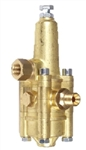 8.712-620.0 General Pump K7.3 Flow Regulating Unloader Bypass Valve for Landa Pressure Washers, 3000 PSI