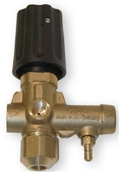 8.712-682.0 Suttner ST-261 Unloader Bypass Valve with 2.4 GPM Detergent and Chemical Injector 3625 PSI