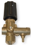 8.712-683.0 Suttner ST-261 Unloader Bypass Valve with 3.5 GPM Detergent Chemical Injector, 3625 PSI