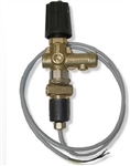 8.712-685.0 Suttner ST-261 Unloader Valve with Normally Closed Micro Switch, 3625 PSI