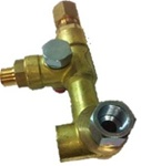 8.715-494.0 Hotsy Pressure Regulating Pump Unloader Valve, Replaces 921461
