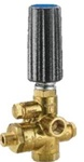 8.715-504.0 Universal Pressure Washer Unloader Valve for Hotsy, Landa, Karcher and Legacy Pumps, Replaces 971581