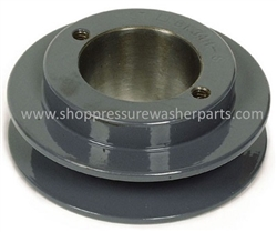 8.715-566.0 BK40H Cast Iron Pulley
