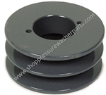 2BK90H Cast Iron Pulley Sheave 8.715-593.0