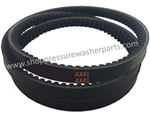 8.715-682.0 Pressure Washer AX41 Super Gripnotch V-Belt