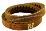8.715-698.0 Pressure Washer BX37 Super Gripnotch V-Belt