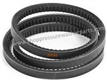 8.715-706.0 Pressure Washer BX46 Super Gripnotch V-Belt