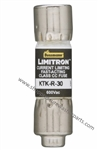 8.716-183.0 Bussmann Limitron KTK-R-30 Fast Acting Current Limiting Fuse