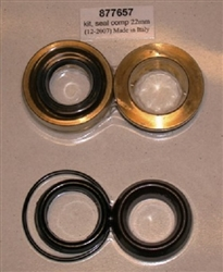 8.717-600.0 Hotsy Pump Complete V Seal Repair Kit 877657