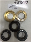 8.717-671.0 Hotsy Pump Complete Seal Kit for repair of Hotsy HC168R Pump