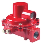 8.717-746.0 Fisher High Pressure Gas Regulator