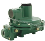 8.717-747.0 Fisher Low Pressure Gas Regulator