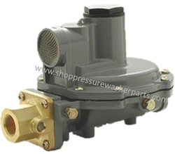 8.717-749.0 Fisher Integral Two Stage Gas Regulator