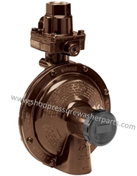 8.717-752.0 Twin Stage LP Propane Gas Regulator