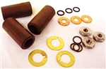 8.720-630.0 AR Pump Ceramic Piston Sleeve Kit 2542 Replaces Kit 2650