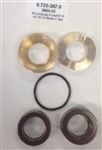 8.725-357.0 Pump Seal Repair Kit, used in Hotsy, Landa, Karcher and Legacy Pumps of various models