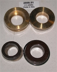 8.725-404.0 Hotsy Pump Complete Seal Kit Includes Brass Seal Housings