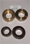 8.725-405.0 Hotsy Pump U Seal Kit  includes brass seal housings
