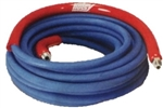 8.739-200.0 Blue Hotsy Non Marking 4500 PSI Pressure Washer Hose 100 Ft