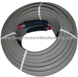 8.749-935.0 Gray 50-Ft Non-Marking Pressure Washer Hose