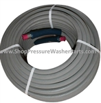 8.749-936.0 Gray 100-Ft Non-Marking Pressure Washer Hose