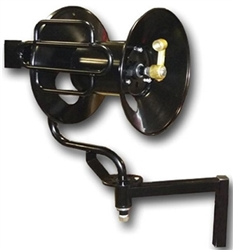 8.750-486.0 Hotsy 100 Ft Pivot Hose Reel with 360 Degree Rotating Base