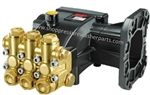 8.751-184.0 Hotsy Gas Engine Pressure Washer Pump HS4040G.3, same as Karcher KS4040G.3, Landa LS4040G.3 and Legacy GS4040G.3 pumps