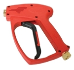 8.751-235.0 Hotsy Red Pressure Washer Trigger Gun Handle, fatigue free design, Replaces Hotsy Gray trigger gun 8.711-346.0