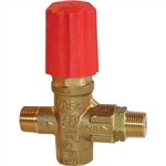 8.753-029.0 Mecline VR54 Pressure Regulating Unloader Valve, Replaces MV520 and MV540 Unloader Valve