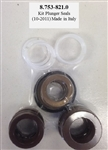 8.753-821.0 Hotsy Pump U Seal Kit, also used on Landa, Karcher and Legacy Pressure Washer Pumps