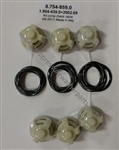 8.754-859.0 Hotsy, Landa, Karcher, and Legacy Pressure Washer Pump Valve Kit