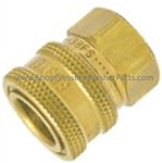 "Foster FST Series 1/2"" Female Brass Quick Coupling Socket 8.756-034.0"