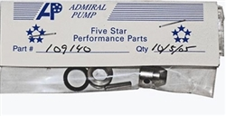 8.900-762.0 Admiral Pump Unloader Valve Seat Repair Kit