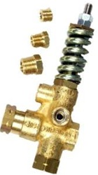 8.904-572.0 Mecline MV550 Pressure Regulating Unloader Valve 3600 PSI